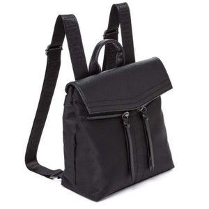 NWT Botkier Mini Trigger Nylon Backpack Black